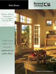 Andersen Patio Door Catalog