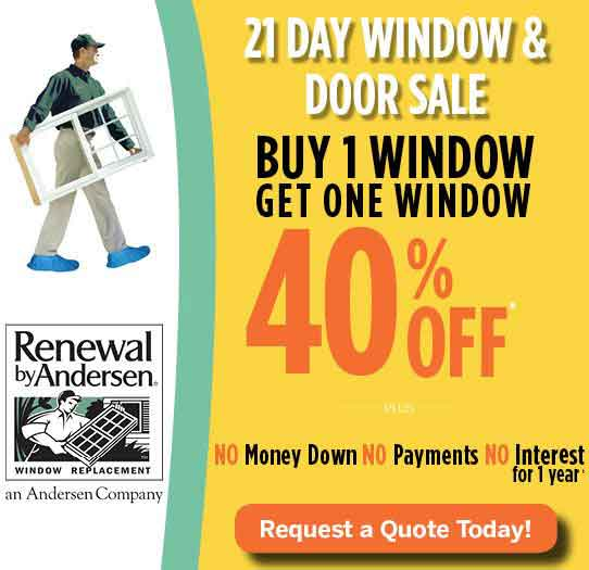 Replacement Windows Special Offer