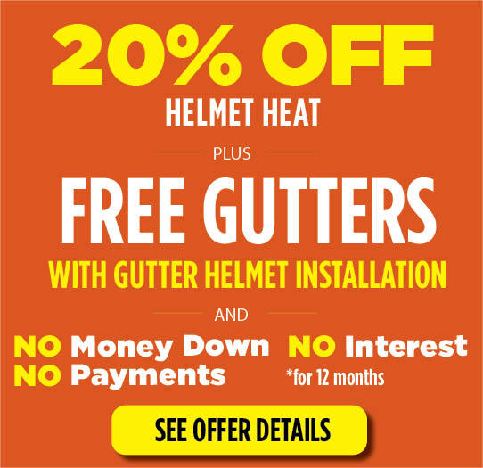 Replacement Gutters Special Offer